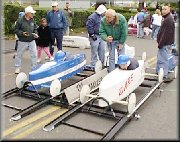 Soap Box Derby Racers