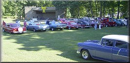 2003 Hubbard Park Cruise Night