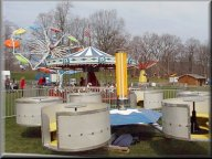 Imperial Amusements at  Daffodil Festival 2001