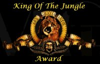 [King of the Jungle Award]