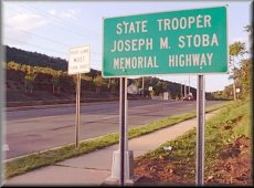 CT State Trooper Joseph M. Stoba, Jr.  Memorial Highway